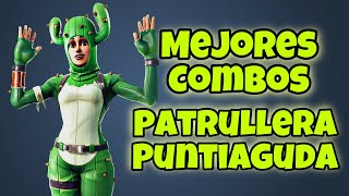BEST SKIN PATRULLERA POINTY COMBINATIONS FORTNITE BATTLE ROYALE