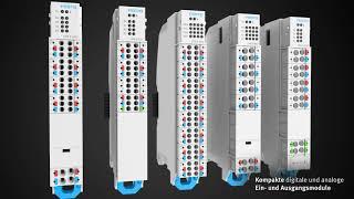 Integrierte Schaltschranklösungen mit CPX-E und VTUG