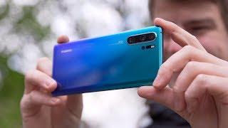 Viel Kamera, nichts dahinter: Huawei P30 Pro REVIEW! - felixba