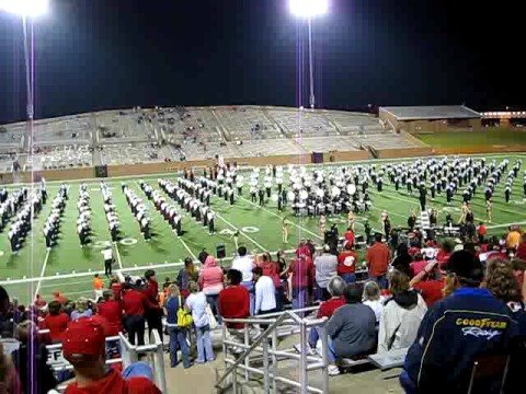 Tech Texas Goin' Band - Salvation is Created - Katy HS ...