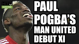 Paul Pogba's Man United Debut XI: Where Are They Now?