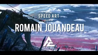 Artcore - Artist Romain Jouandeau - Speed Painting