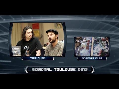 Netrunner -R4G- Open Regional Toulouse 2013 -Sdxbbs Vs Dyvim- Andromeda VS NBN - semi final 2