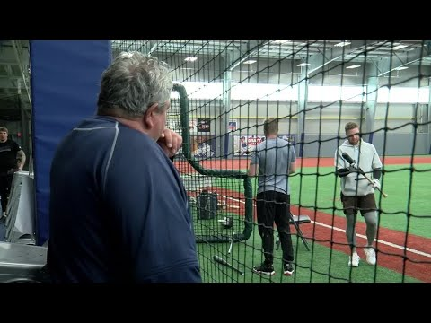 Hitters Baseball Launches Simulated Game In Caledonia