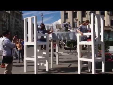Памятник Юрию Долгорукому, Москва
