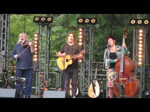 Show Of Hands at Shrewsbury Folk Festival 2016