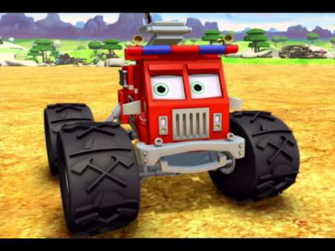"""Bigfoot Presents: Meteor and the Mighty Monster Trucks - Episode 03 - """"Bath Time for Junkboy"""""""