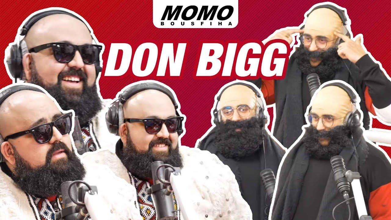 Don Bigg avec Momo - شنو قال على ديزي دروس و حليوة ؟ l لبيغ و كليب +18 سنة  l  [ الحلقة كاملة ]