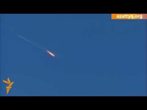 Сбит самолет Су-24 над Сирией