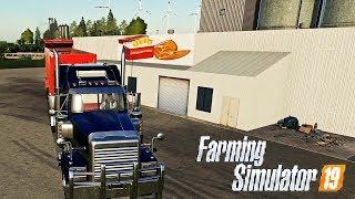FARMING SIMULATOR 19 #60 - FABBRICA DI