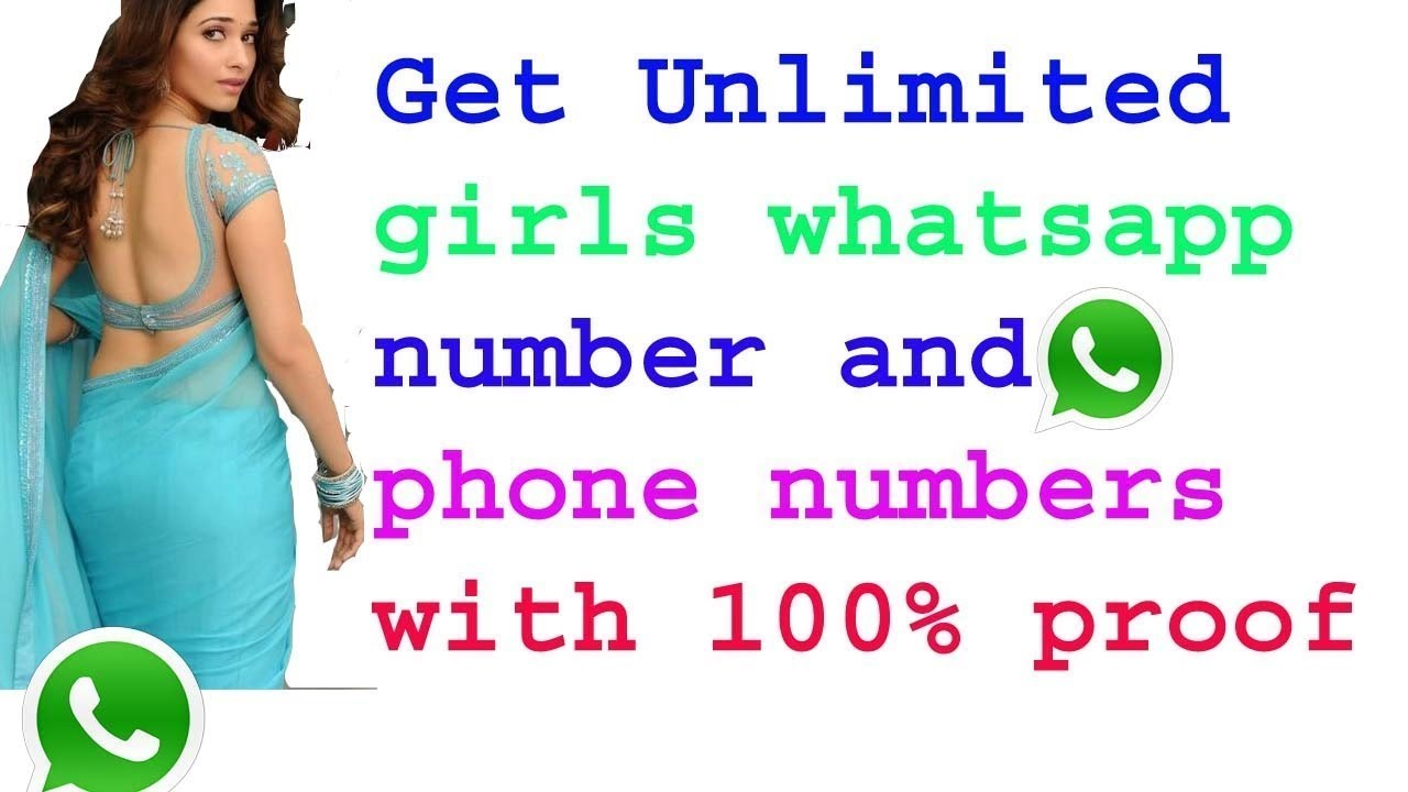 How to Get new Whatsapp Girls Number - using this Mobile App 100% Real  Working in hindi 2017