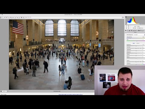 How to Edit a JPEG as a RAW Image: Adobe Photoshop CC Tip