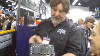 Detachment 3 Spinner Stereo Ring Modulator - NAMM 2017 - Patchwerks Seattle