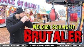 Kampfsportler am Boxautomat | KAMPFKUNST LIFESTYLE