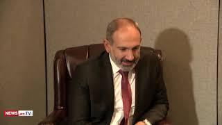 Հայաստանի վարչապետի և Ռուանդայի նախագահի հանդիպումը Նյու Յորքում