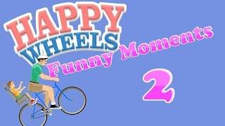 Pogo A Go-go - Happy Wheels Funny Moments #2