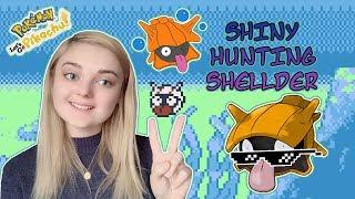 SHINY HUNTING SHELLDER AGAIN! Lets Go Pikachu! SUPER CHILL Live Stream!
