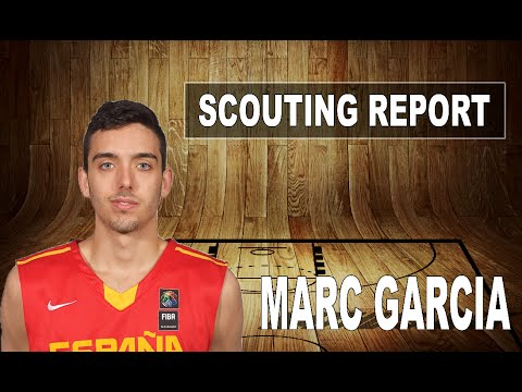 Marc Garcia Scouting Report 2016 - Strengths