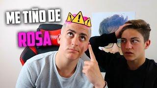 ¡ME TIÑO EL PELO DE ROSA!