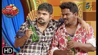Chalaki Chanti&Sunami Sudhakar Performance | Jabardasth | 25th April 2019  | ETV Telugu