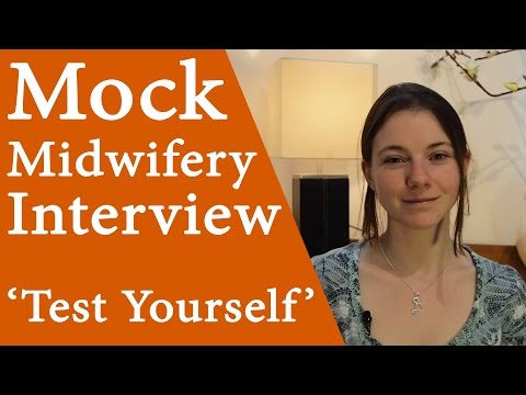 Mock Midwifery Interview - Free!