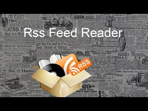 How To Create A Rss Feed Reader | Step By Step Guide