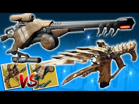 Destiny 2 - 1000 Voices Vs Queenbreakers Bow - Top 5 Insane Gambit Plays / Ep - 120 thumbnail