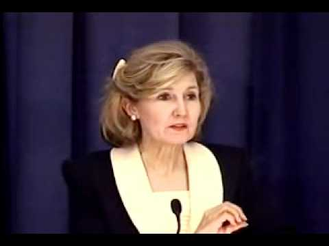 Energy and Nanotechnology: Strategy for the Future -- Keynote from Kay Bailey Hutchison