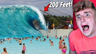 Wave Pool BREAKS At The WORST TIME..