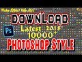 Unlimited Photoshop Style Pack Free Download. 10000+ style waiting for you.