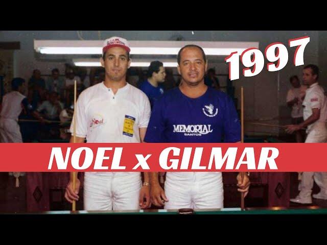 Noel - PR x Gilmar - BA : Sinuca Regra Inglesa 1997