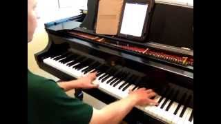 One Republic - Stop And Stare (NEW PIANO VERSION)