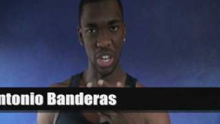 The New 25 of  75 impressions by Jay Pharoah: Russel Simmons,Mike Epps, Juelz Santana The Game..