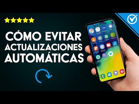 Cómo Evitar que Aplicaciones y Juegos se Instalen y Actualicen Automáticamente en Android e iPhone