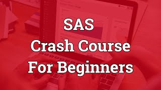 SAS Programming Tutorials For Beginners By Priya | SAS