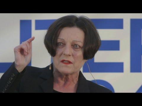 Herta Müller Interview: Putin Makes Me Sick