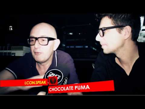i.con.speak : CHOCOLATE PUMA