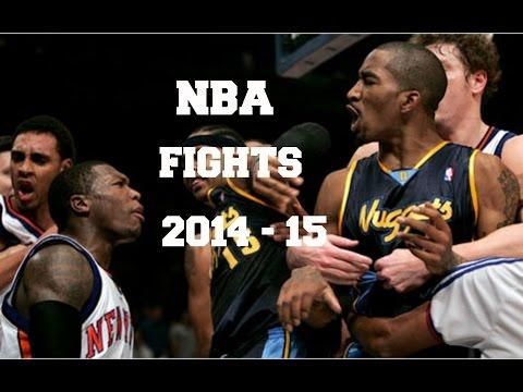 Nba Fights 2014 - 15 (HD)