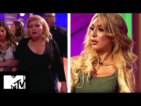 Teen Mom Finale | Farrah & Amber Fight | MTV UK