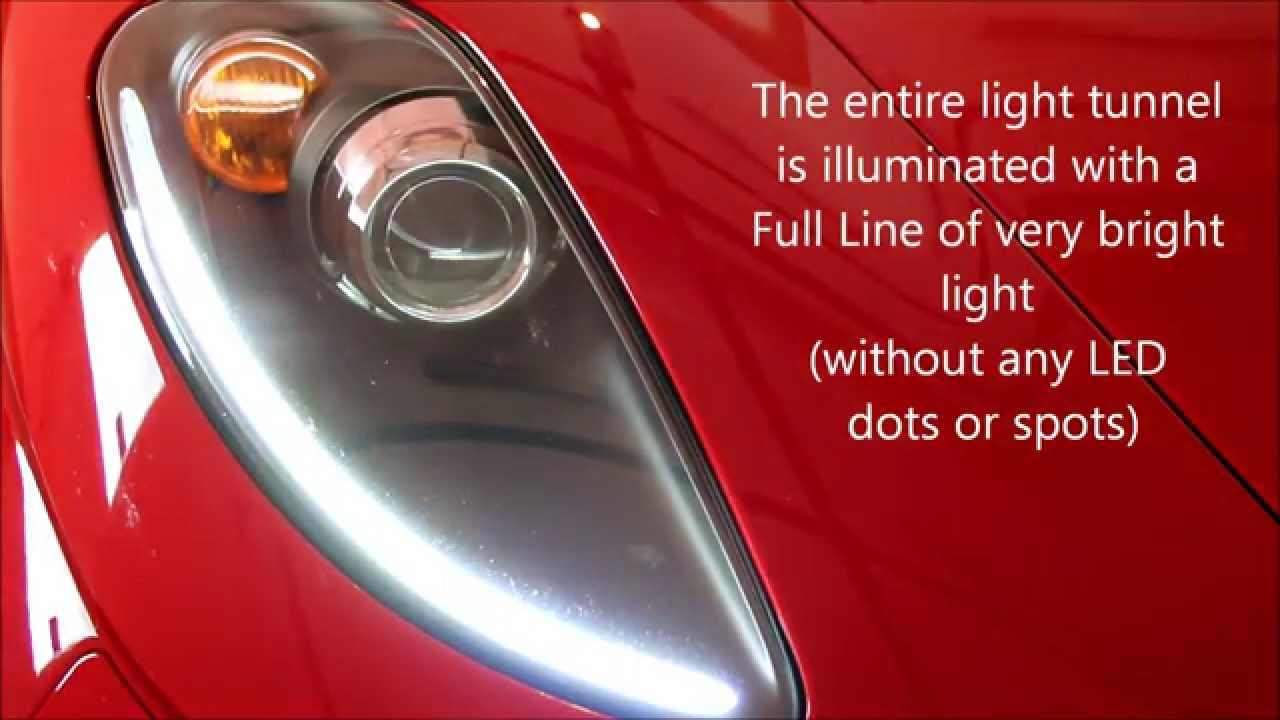 Www Scudingswiss Com F430 Ilual Hdrl Headlights V1 Youtube