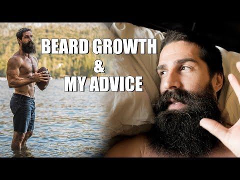 BEARD GROWTH TIPS AND MY ADVICE FOR STARTING TO GROW A BEARD