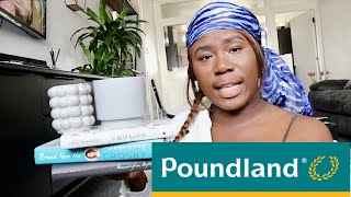 HOME DECOR HAUL AND NEW IN POUNDLAND JUNE 2020
