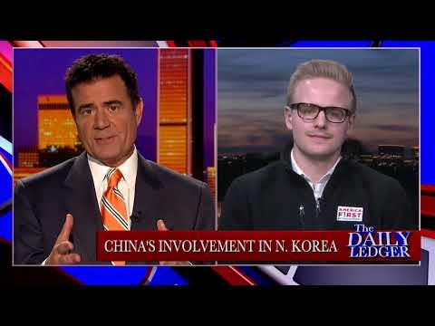 'America First Policies' Advisor, Alex Titus, on Nuclear N  Korea & China