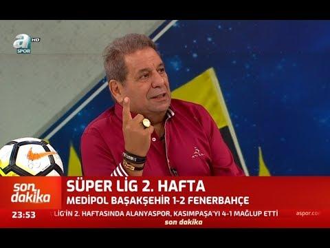 Fenerbahçe 2 Başakşehir 1 Maç sonu Erman Toroğlu Yorumları , Gürcan Bilgiç A Spor