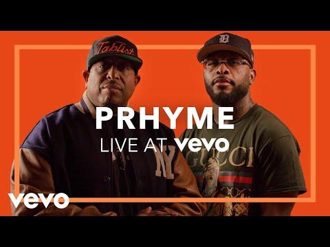 PRhyme - PRhyme 2 (Live at Vevo)