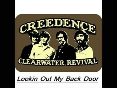 Creedence Clearwater Revival - Lookin\' Out my Back Door + Lyrics ...