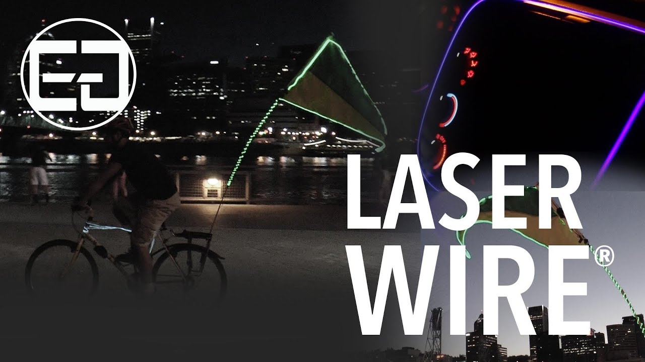 What Can You Do With Laser Wire®? Here\'s Just A Taste - Ellumiglow ...