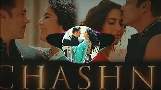 Chashni Full Bass Dj Remix Song (Bharat) | Ishqe Di Chashni Remix Song