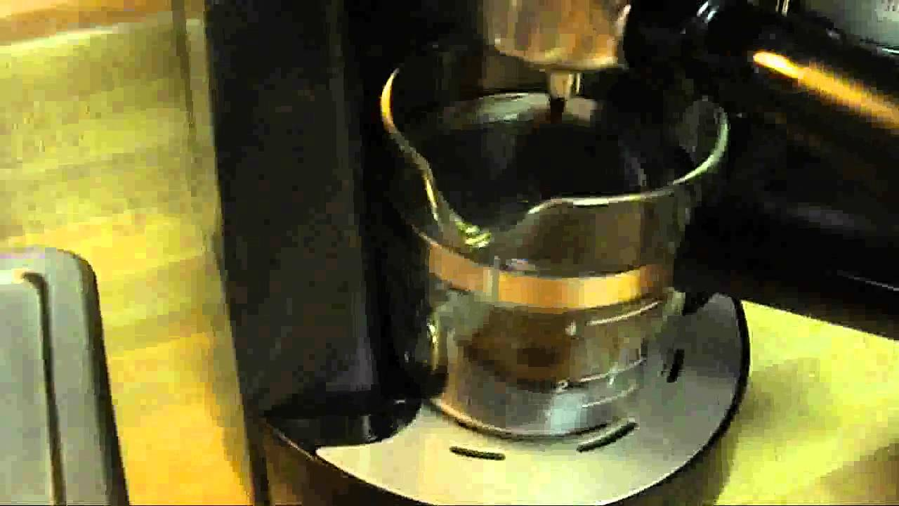How To Use Your Espresso Machine