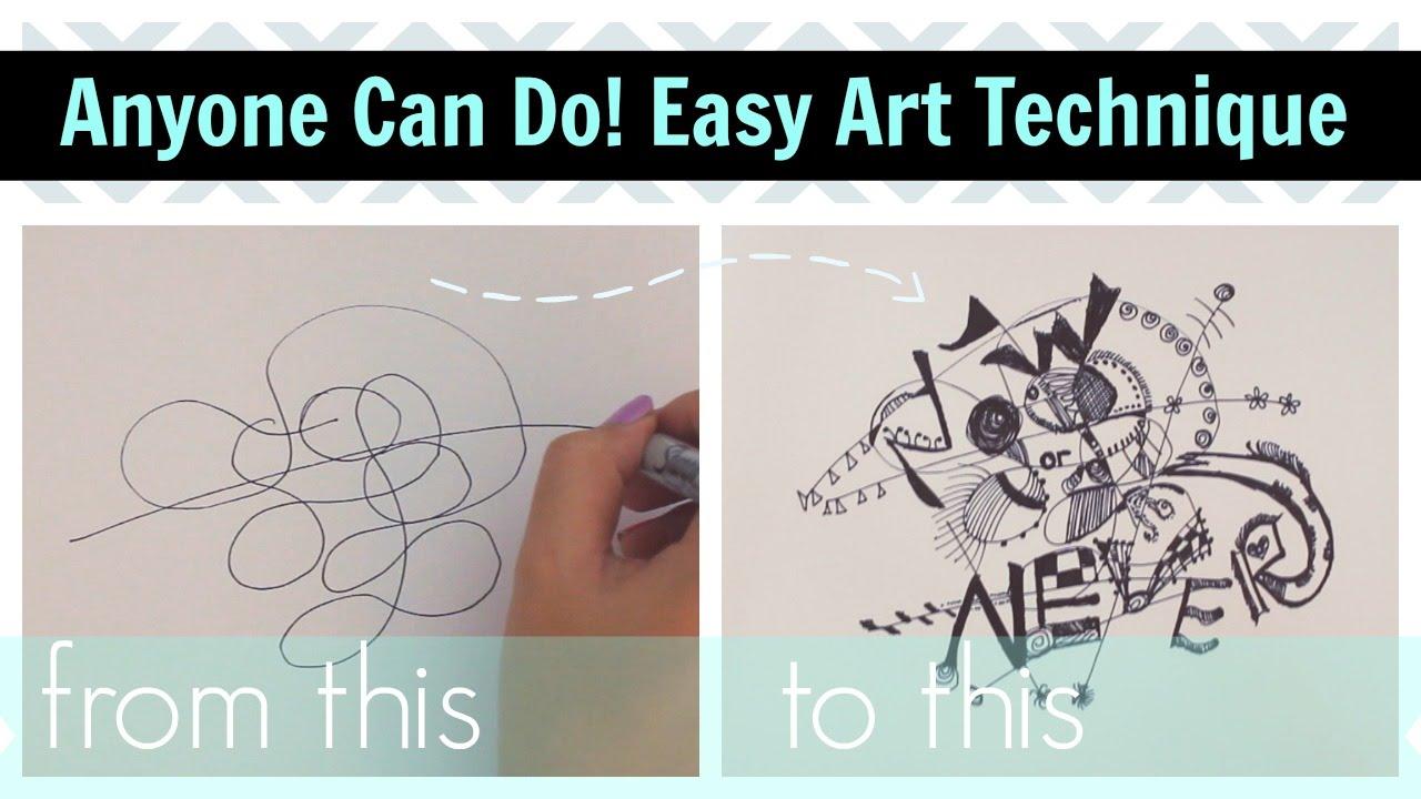 easy doodle art - photo #22
